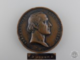 An 1834 Baron de Stifft Commemorative Table Medal