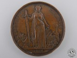 An 1867 Napoleon III Visit to Lille Medal