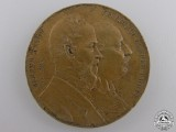 An 1887 German Industry Krupp Family Commemorative Medal