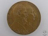 An 1887 German Industry Krupp Family Commemorative Medal