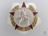 An Albanian Order of Acts of Valour