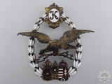 An Austrian General Flying Badge 1917-18
