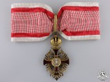An Austrian Order of Franz Joseph; Civil Commander's Neck Cross