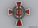 An Austrian Red Cross Officer's Decoration 1864-1914