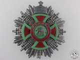 An Ethiopian Order of Emperor Menelik II; Grand Cross Star