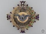 An Extraordinary Spanish Order of Alphonso; Breast Star