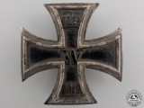 An Iron Cross First Class 1914