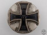 An Iron Cross First Class 1914; Double Screw Posts