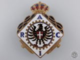 An Italian Fascist Automobile Club Badge