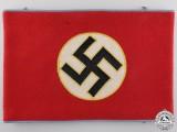 An NSDAP Ortsgruppe Level Mitarbeiter Armband