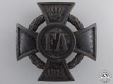 An Oldenburg 1914 War Merit Cross 1st Class