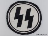 An SS Sport Shirt Insignia