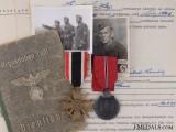An TODT Document Group to Josef Steiner; Narvik Veteran