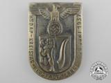 A 1937 NSDAP Neustadt District Day Badge
