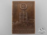 A 1939 Norden-Krumhörn NSDAP District Day Badge by Paulmann & Crone