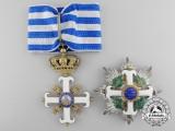 An Order of San Marino, Grand Officer Set by Raviolo & Gardino