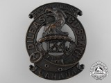 "A First War 134th Infantry Battalion ""48th Highlanders"" Glengarry Badge"