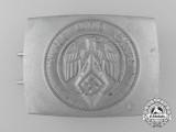 A Mint HJ Buckle by  Josef Felix & Söhne