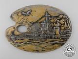 A Pre Second War Japanese Naval Disc