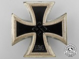 A 1939 First Class Iron Cross by Friedrich Orth, Wien