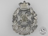A 43rd Ottawa and Carleton Battalion of Rifles Shoulder Belt Plate