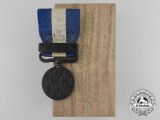 A First War Japanese 1914-1920 War Medal with Case