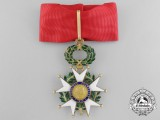 A French Legion D'Honneur in Gold; Commander Third Republic (1870-1951)