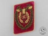 A Rare Bullion NSDAP Active Reichsleiter Collar Tab