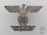A Clasp to the Iron Cross First Class 1939