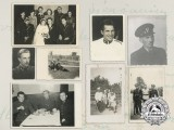 Nine Second War Period Croatian Photographs