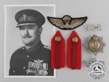 A Group Attributed to Lieutenant-Colonel Peter R. Bingham; 1st Battalion, Royal Canadian Regiment
