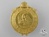 A 1925-30 Prussian Fire Brigade Long Service Award