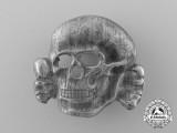 A SS Visor Skull