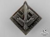 A 1936-1937 RAD Kreisbauerntag Badge