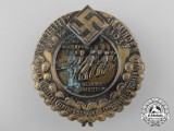A 1937 Badge Celebrating Kreistagtreffen in Minden,