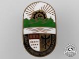 A DAF KDF Gau Köln Aachen Membership Badge