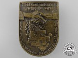 A 1933 Schleswig Holstein Cross Country Rally Badge
