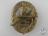 A 1933 Commemorative National Socialist Flugtag Badge
