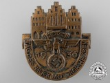 A 1936 National Socialist Motor Corps Badge