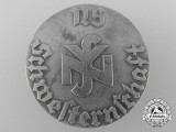 A National Socialist People's Welfare Sisterhood Nursing Badge