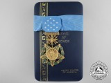 A United States Air Force Medal of Honor with Case