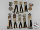 Ten German First War Veteran Awards & Badges