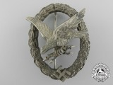 A Luftwaffe Radio Operator & Air Gunner Badge by JMME & Sohn