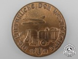 A German Western Powers Berlin Airlift Commemorative Medal 1948