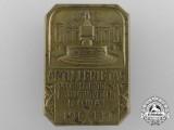 "A 1934 Wolfen-Büttel ""Day of the Artillery"" Badge"