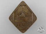 A 1927 Anniversary Leipzig Badge of the Weimar Constitution by Mark Neukirchen