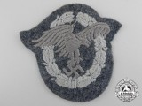 A Luftwaffe Observer Badge; Cloth Version