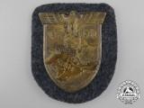 A Luftwaffe Issue Krim Campaign Shield