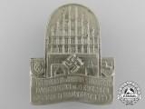 A 1933 Generalappell Des Nordwestdeutschen Handwerks und Gewerbes Badge