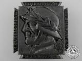 A 1936 District Meet badge for Liegnitz